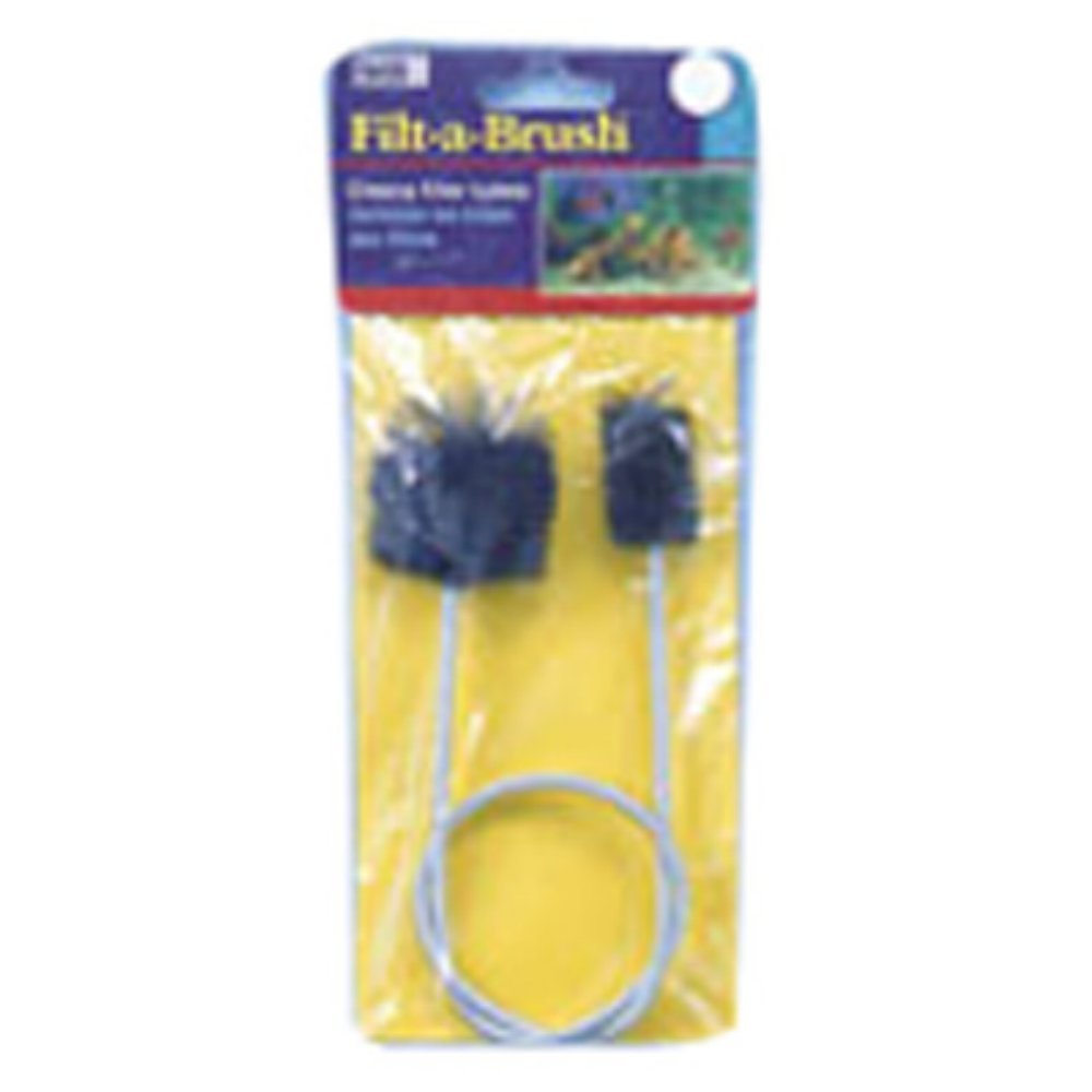 Pen-Plax FBT Twin Filter Spring Aquarium Brush