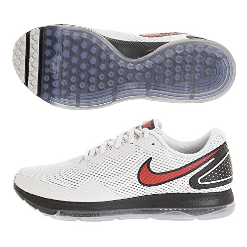 NIKE Univer all 006 Pure out 2 Scarpe Low Uomo Zoom Running Multicolore Platinum rPwBqr