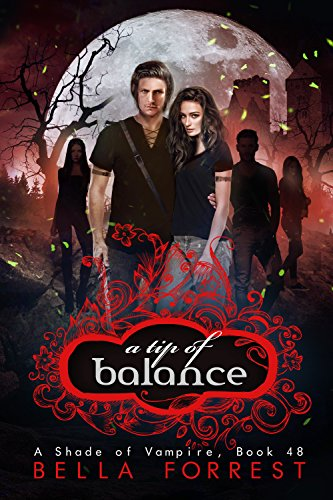 A Shade of Vampire 48: A Tip of Balance cover