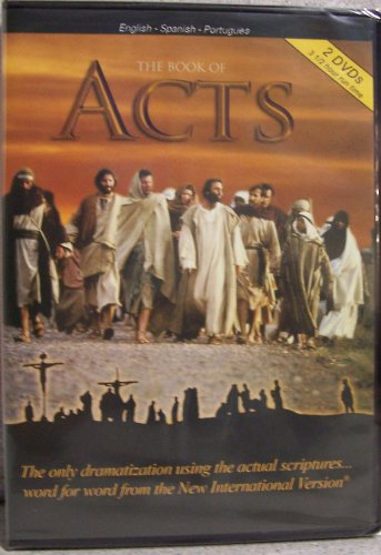 The Book of Acts Spanish edition