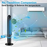 Tower Fan, Air Choice Oscillating Tower Fan with