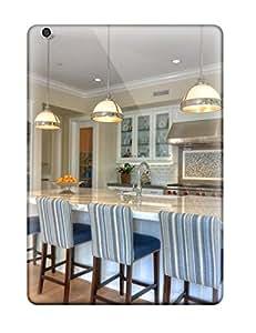 Cute Appearance Cover/tpu WuomMvI7121JqDCu Port Bristol Bright White Kitchen Case For Ipad Air