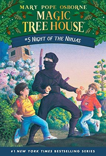 Night of the Ninjas (Magic Tree House, No. - 4 Magic