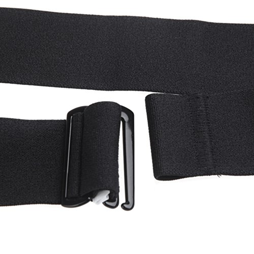 Anself Chest Belt Strap for Polar Wahoo Garmin for Sports Wireless Heart Rate Monitor