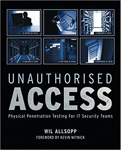 Unauthorised access physical penetration testing for it security unauthorised access physical penetration testing for it security teams malvernweather Gallery
