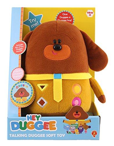 Soft Toy - Hey Duggee - Talking Duggee