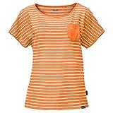 Jack Wolfskin Women's Travel Striped T-Shirt