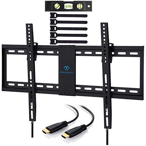 """TV Wall Mount Bracket for Most LED, LCD, OLED, Flat Screen,Plasma TVs (32"""" - 70"""" Tilt)"""