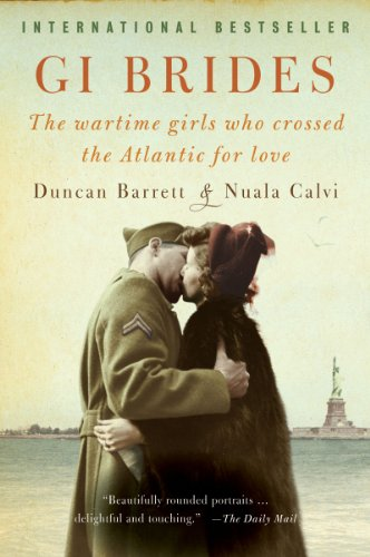 Amazon gi brides the wartime girls who crossed the atlantic gi brides the wartime girls who crossed the atlantic for love by barrett fandeluxe Gallery
