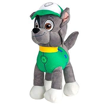 Whitehouse Paw Patrol - Patrulla Canina - Selección Figura de Peluche Softwool 28cm, Figura: