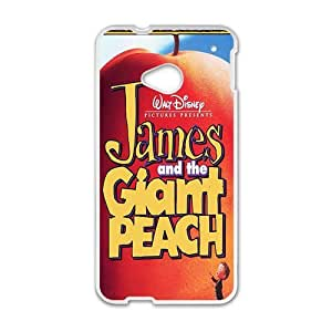 SANYISAN James and the giant peach Case Cover For HTC M7