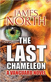 Book The Last Chameleon (Vanguard) by James North (2014-02-02)
