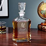 Rushmore Engraved Decanter (Customizable Product)