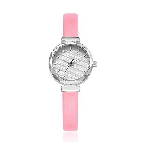 GAOY Watch Relojes Señora Reloj De Moda Impermeable Diamante Brillante Cuarzo Analógico Delgado Reloj Blanco,
