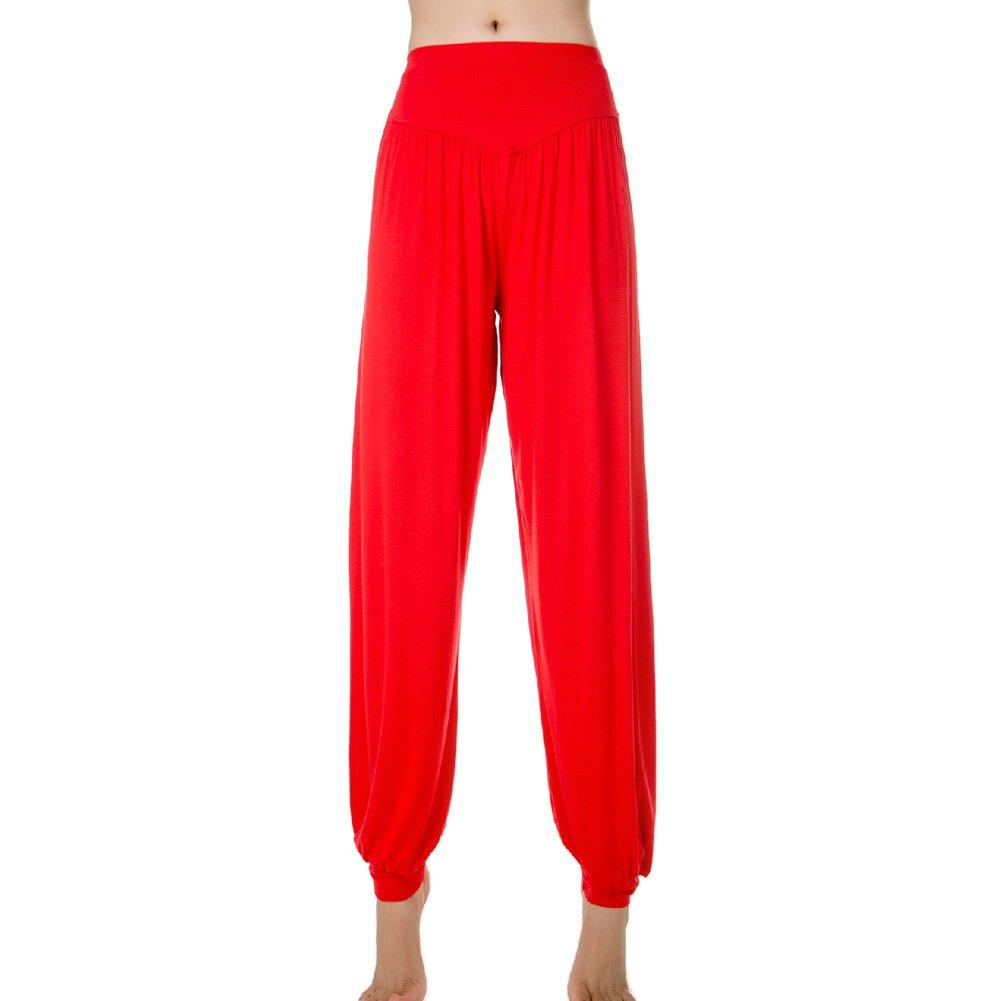 Pilates Ochenta Genuino 95 Modal Deportivo Ropa Suave Mujer Yoga Ropa Bombachos Pantalon Deportes Y Aire Libre Chillmeets Pl