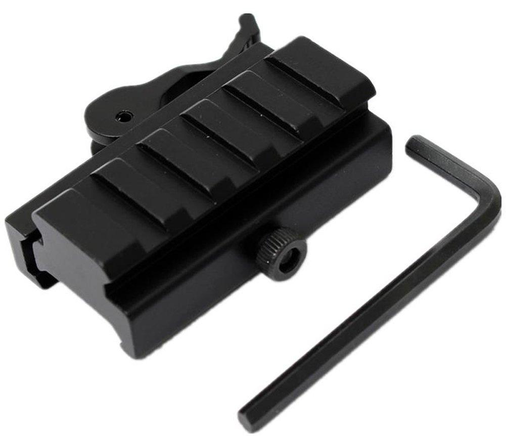 SaySure - Aluminum Compact Tactical QD Quick Release Mount Adapter