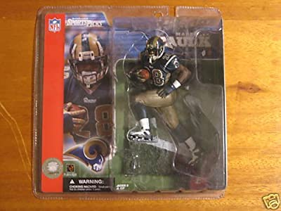 Marshall Faulk St. Louis Rams McFarlane Sportspicks NFL Series 2