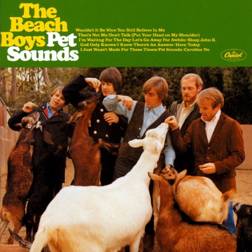 Price comparison product image Pet Sounds (Mono & Stereo Remasters)