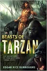 Tarzan lord of greystoke book