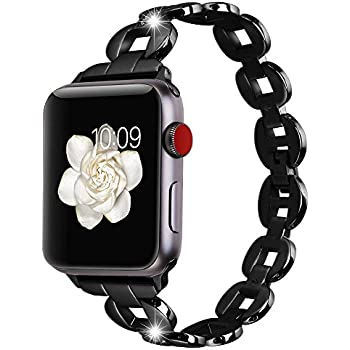 Amazon.com: TUJUIO for Apple Watch Band 38mm/40mm 42mm