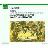 Haendel : Teseo / Les Musiciens du Louvre, Marc Minkowski