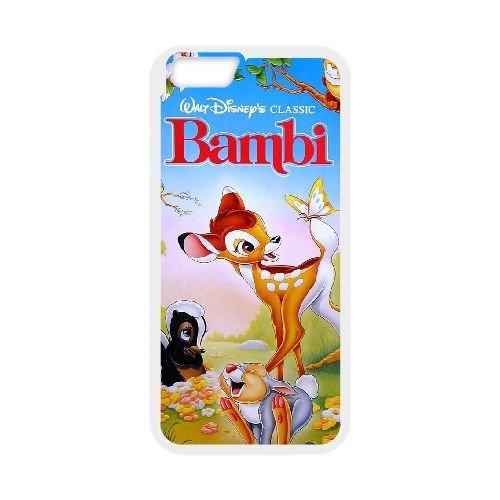 Bambi Ii 005 coque iPhone 6 4.7 Inch cellulaire cas coque de téléphone cas blanche couverture de téléphone portable EOKXLLNCD26513