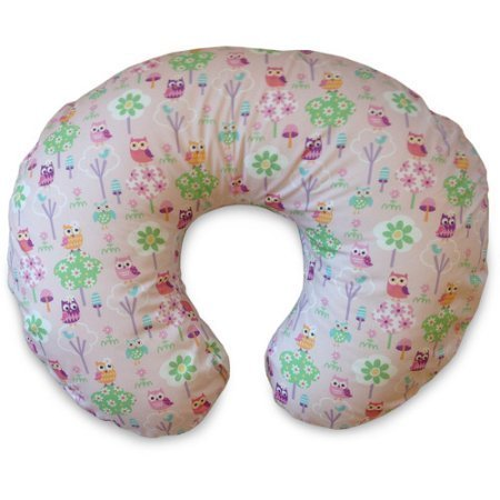 Original Boppy Pillow Slipcover, Owls and Flowers by Boppy