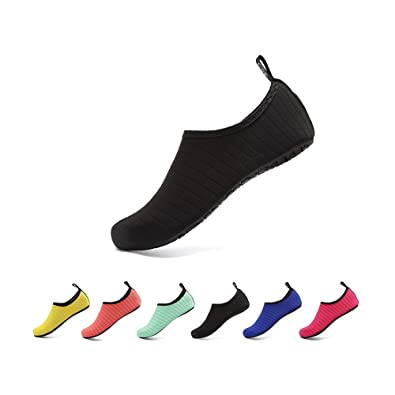 Unisex Water Shoes Barefoot Quick-Dry Aqua Yoga Socks Beach Exercise Shoes For Men Women Kids