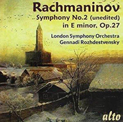 Price comparison product image Rachmaninov Symphony No. 2 in E Minor (unedited)