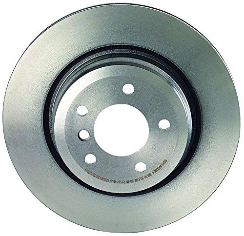 Brembo Brake Kits - Brembo 09.A270.11 UV Coated Rear Disc Brake Rotor