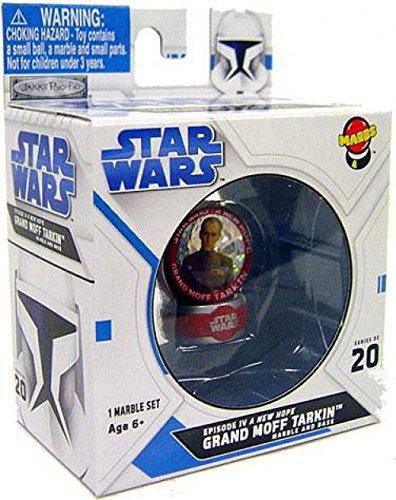 Star Wars Marbs Marble Set Grand Moff Tarkin #20 Series 02 Jakks 36842