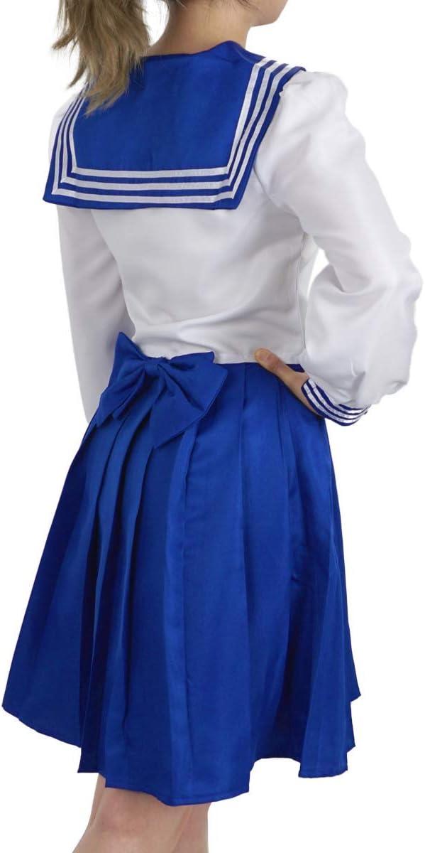 S Talla CoolChange Costume di Sailor Moon Uniforme della Scuola Juban di Usagi Tsukino
