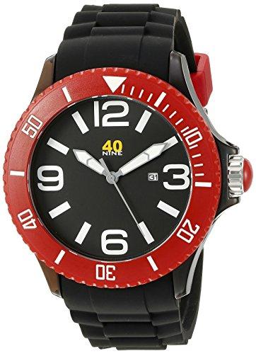 40Nine 40NINE01 BLACK RED Japanese