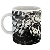 Westlake Art - Reflection Mirror - 15oz Coffee Cup Mug - Modern Picture Photography Artwork Home Office Birthday Gift - 15 Ounce