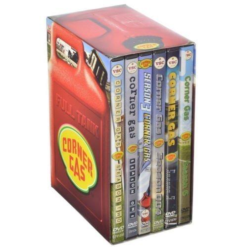 Corner Gas Full Tank: The Complete Series [DVD Box Set] TV Show Seasons 1-6