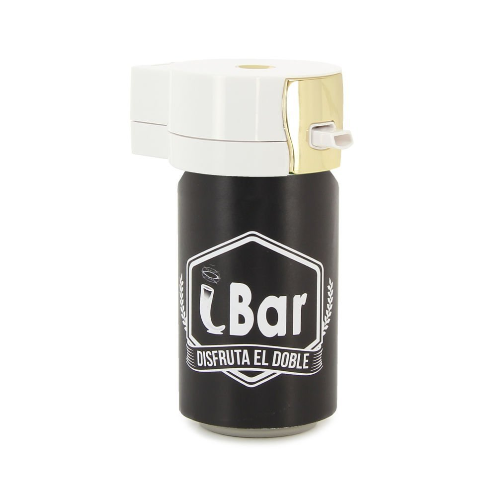 iBar Mini Grifo de Cerveza para casa - Tirador de cañas para latas