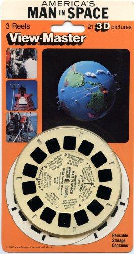 viewmaster reels space - 8