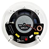 """Polk Audio RC80i 2-way Premium In-Ceiling 8"""" Round"""