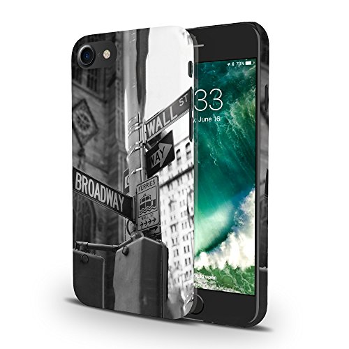 Koveru Back Cover Case for Apple iPhone 7 - Bridge and Building