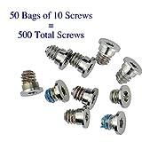 Lot of 500 Bottom Case Screws For Apple Macbook Pro Retina A1398 A1425 A1502
