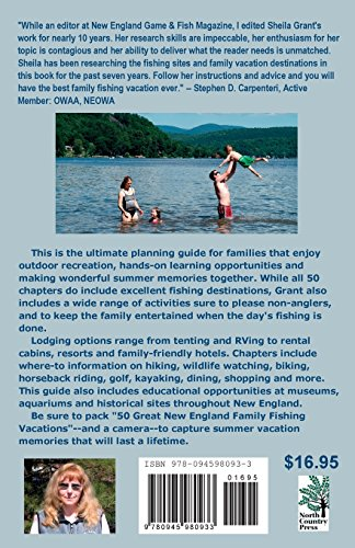 Buy new england vacations for families
