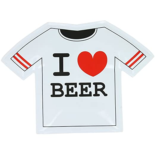 Funda bolsa Fraicheur botella lata cerveza - Camiseta de fútbol ...
