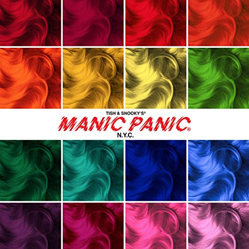 Manic Panic 40 Vol Lightning Hair Bleach Kit 2PK 7