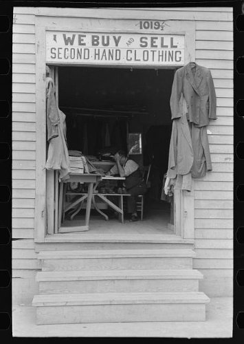 Photo: Secondhand clothing store,Corpus - Christi Stores Corpus Clothing
