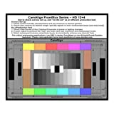 DSC Labs FrontBox 12+4 Test Chart - 12 Primary Colors, 11 Step Grayscale, 4 Skintones