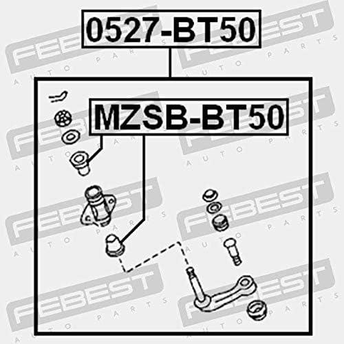 IDLER ARM Febest 0527-BT50