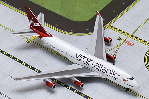 Virgin Atlantic B747 400  Ruby Tuesday  G Vxlg  1 400   Gjvir1503