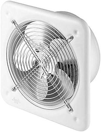 Intercambiador Ventilador Axial Extractor Pared Industrial Eficaz ...