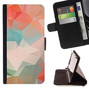 Kingstore / - Skyblue And Orange Colori - Samsung Galaxy A3
