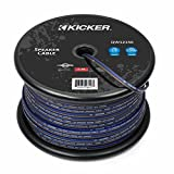 Kicker QW12150 150-Feet Spool OFC Q-Series 12-Gauge Speaker Wire